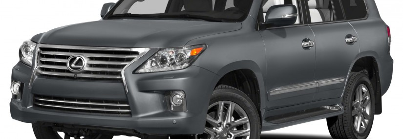 Lexus LX 470 2014 Photo - 1
