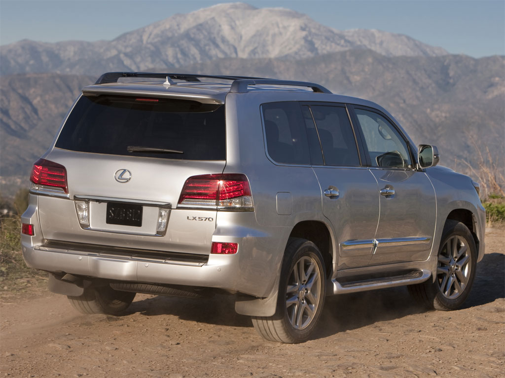 Lexus LX 570 2013 Photo - 1