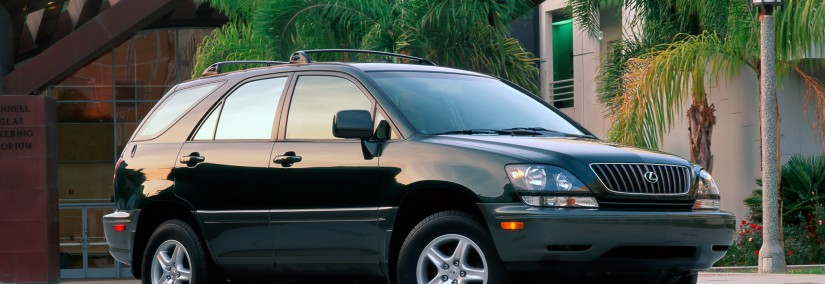 Lexus RX 1998 Photo - 1