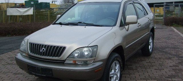 Lexus RX 1999 Photo - 1