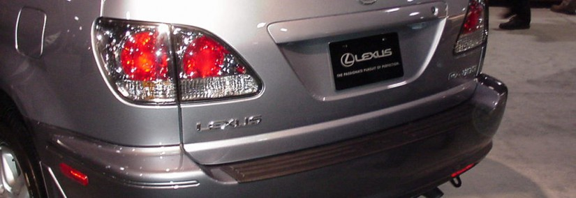 Lexus RX 2001 Photo - 1