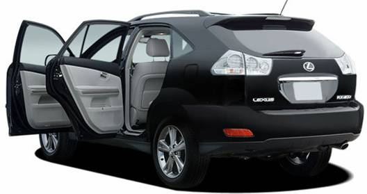 Lexus RX 2007 Photo - 1