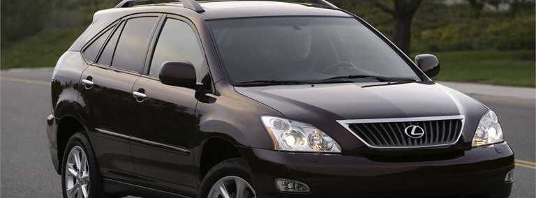 Lexus RX 2009 Photo - 1