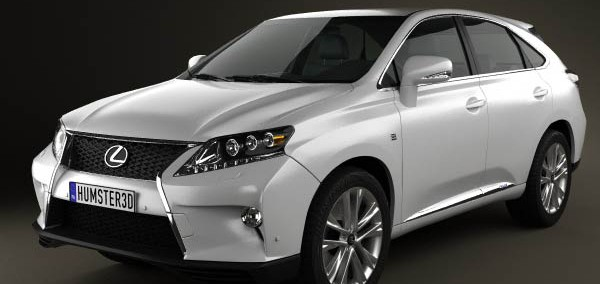 Lexus RX 2012 Photo - 1