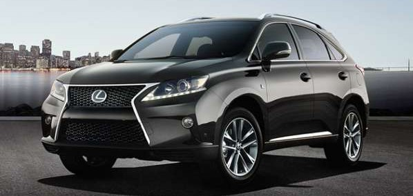 Lexus RX 2015 Photo - 1