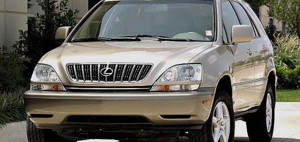 Lexus RX 300 2000 Photo - 1