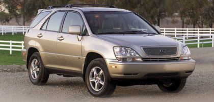 Lexus RX 300 2007 Photo - 1