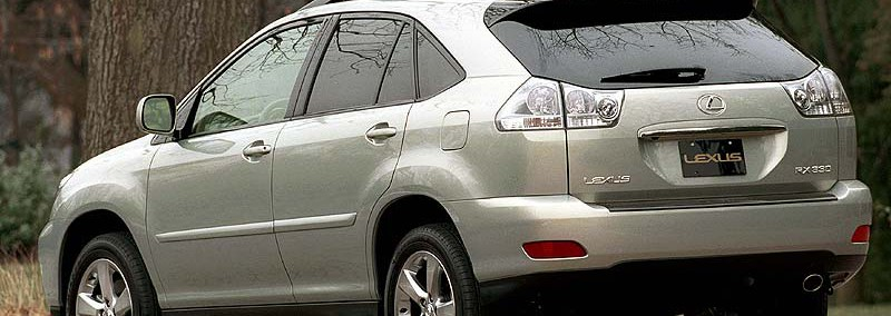 Lexus RX 330 2003 Photo - 1
