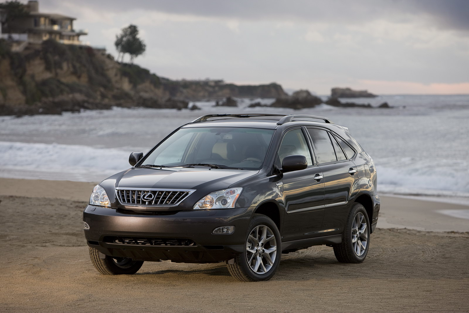 Lexus RX 350 2007 Photo - 1