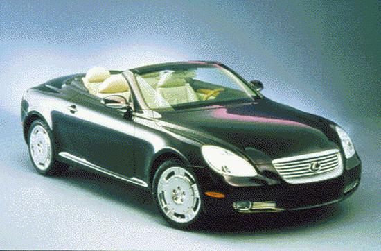 Lexus SC 2000 Photo - 1