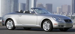 Lexus SC 430 2003 Photo - 1