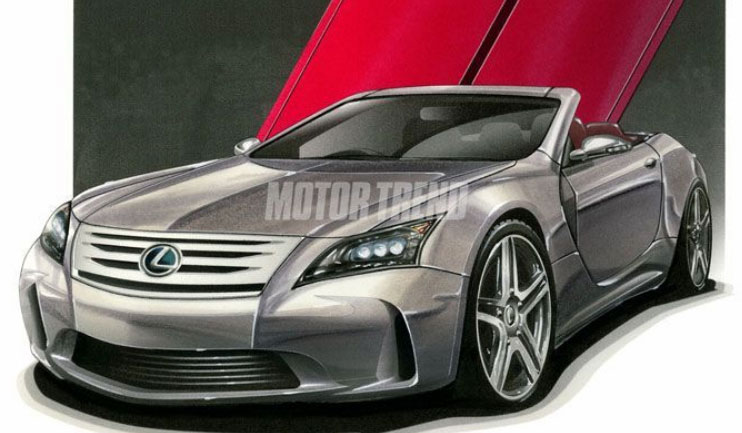 Lexus SC 430 2014 Photo - 1
