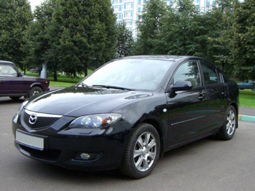 mazda 3 2005 review amazing pictures and images look at the car. Black Bedroom Furniture Sets. Home Design Ideas
