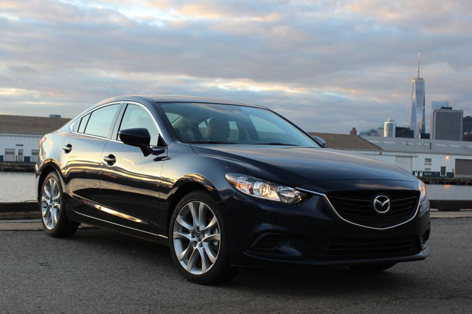 Mazda 6 2015: Photo And Video Review