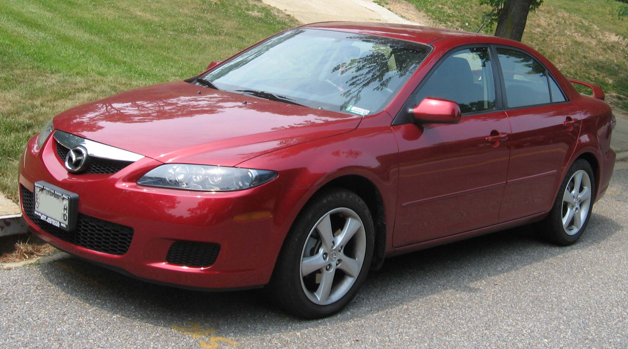 Mazda 626 2006: Amazing Pictures and Images – Look at the car