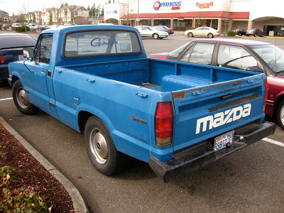 mazda b2000 1983 amazing pictures and images look at the car
