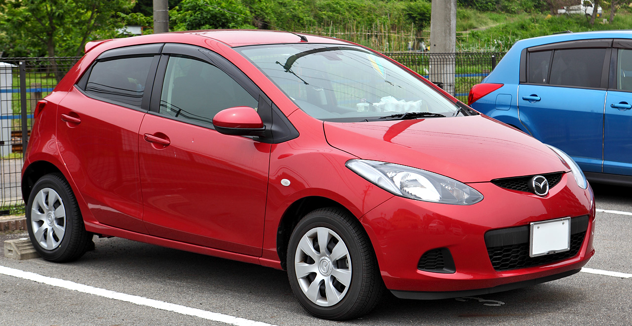 Mazda Demio 2009 Review Amazing Pictures And Images