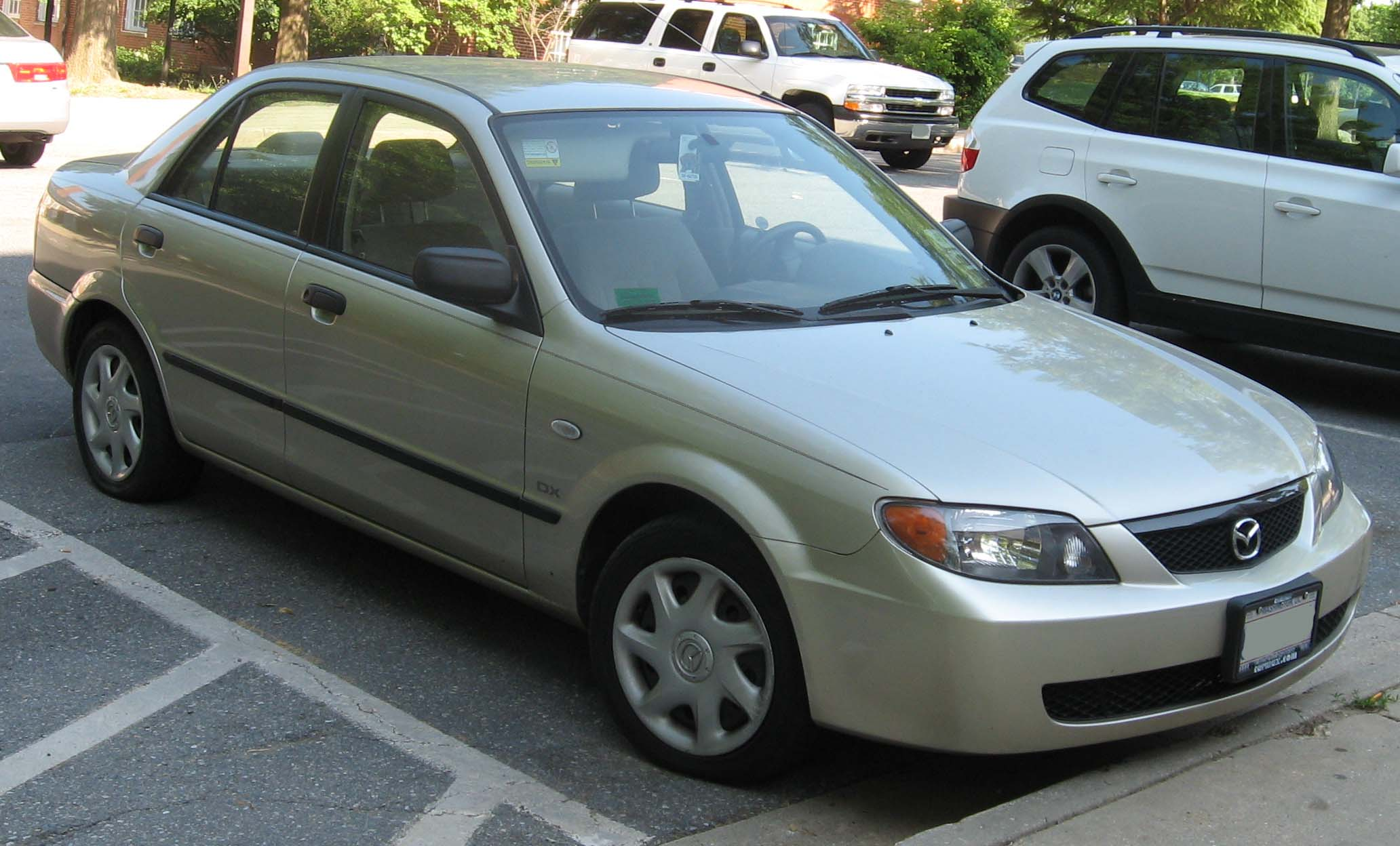 Mazda Protege 2003 Review Amazing Pictures And Images