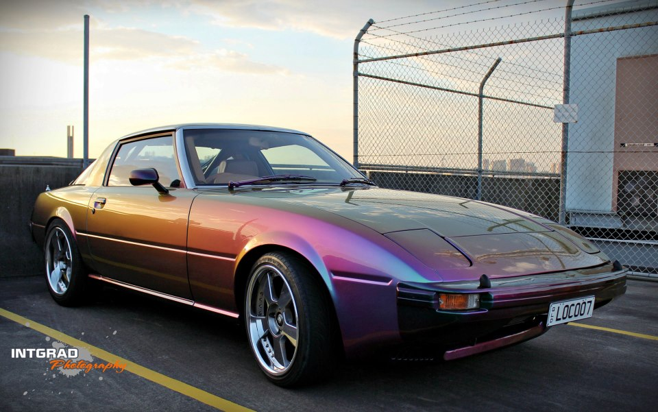 Mazda Rx7 1982 Review Amazing Pictures And Images Look