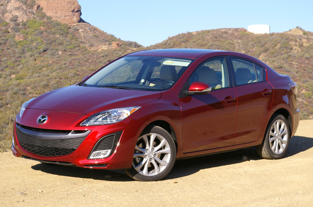 Mazda 3 2010 Review Amazing Pictures And Images Look At The Car