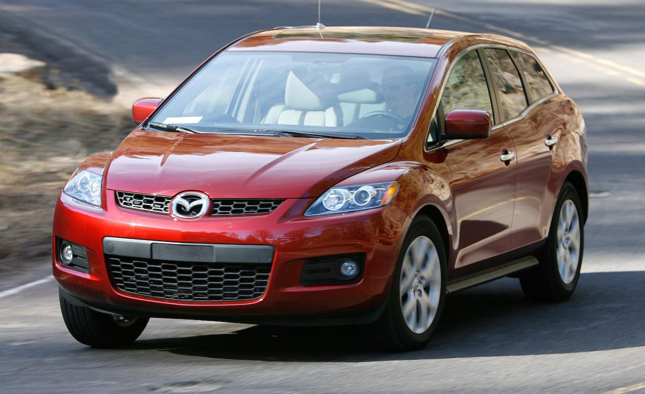 Mazda Cx 7 2008 Review Amazing Pictures And Images Look At The Car