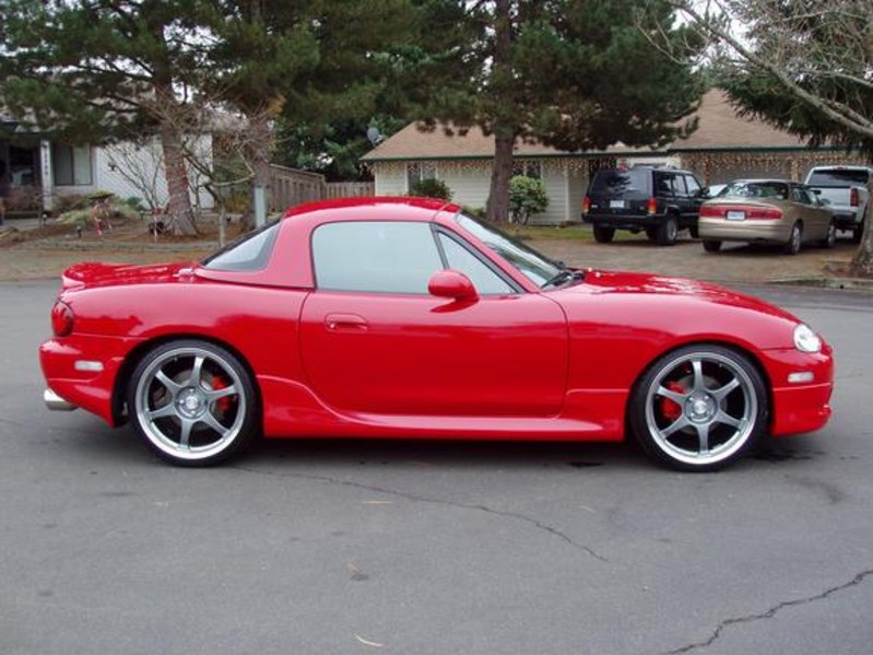 Mazda Miata 2001 Review Amazing Pictures And Images