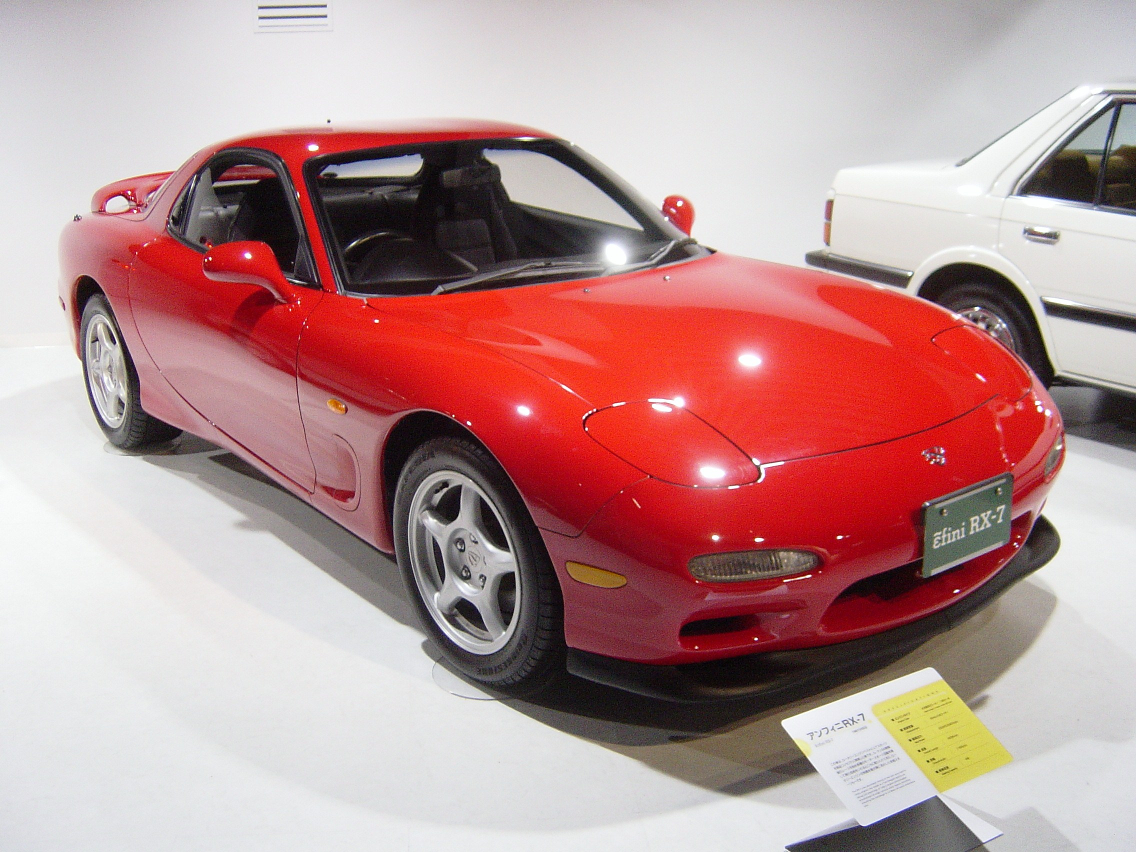 Mazda Rx7 1992 Review Amazing Pictures And Images Look At The Car 1994 Rx 7 Wiring Red