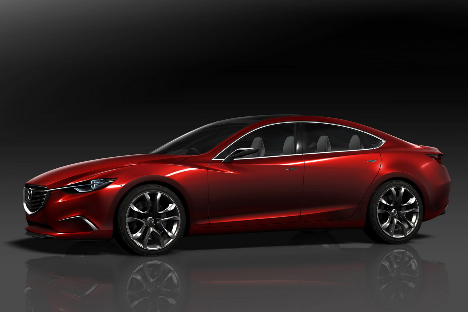 Red Mazda V6 2015 Amazing Pictures And Images Look At The Car