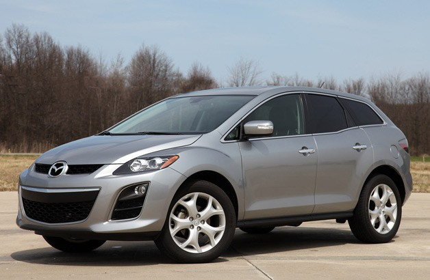 Mazda Cx 7 2014 Review Amazing Pictures And Images Look At The Car