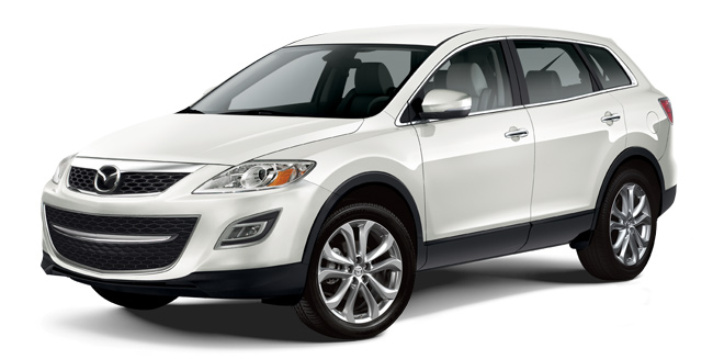white mazda cx 9 2014 amazing pictures and images look. Black Bedroom Furniture Sets. Home Design Ideas