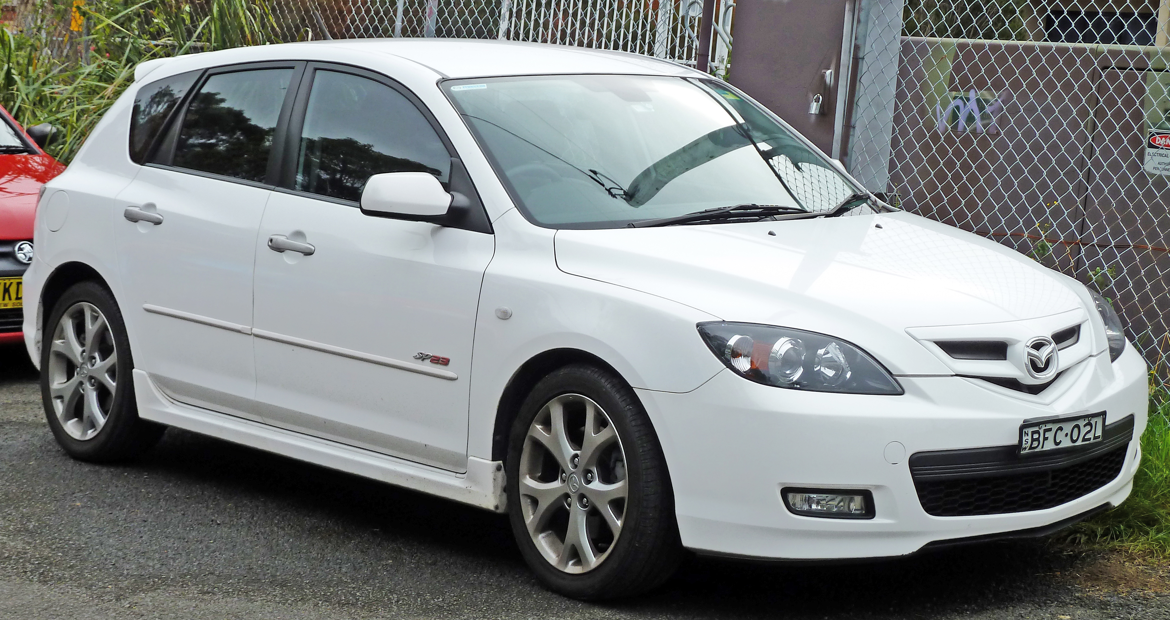 Mazda 3 2002 Review Amazing Pictures And Images Look