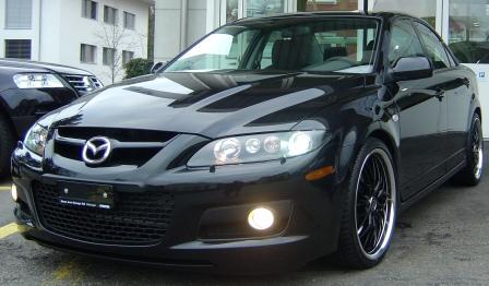Difference Between Mazda 3 And 6 >> Mazda 626 2006: Review, Amazing Pictures and Images – Look ...