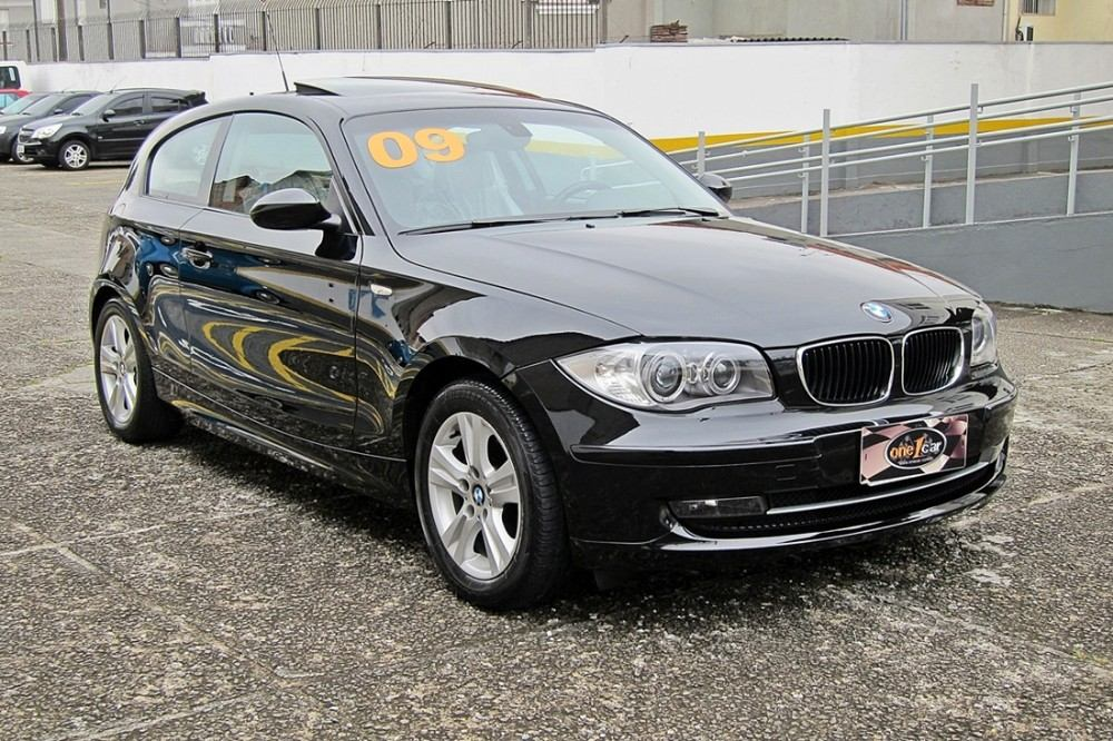 Bmw 120i 2009 Review Amazing Pictures And Images Look