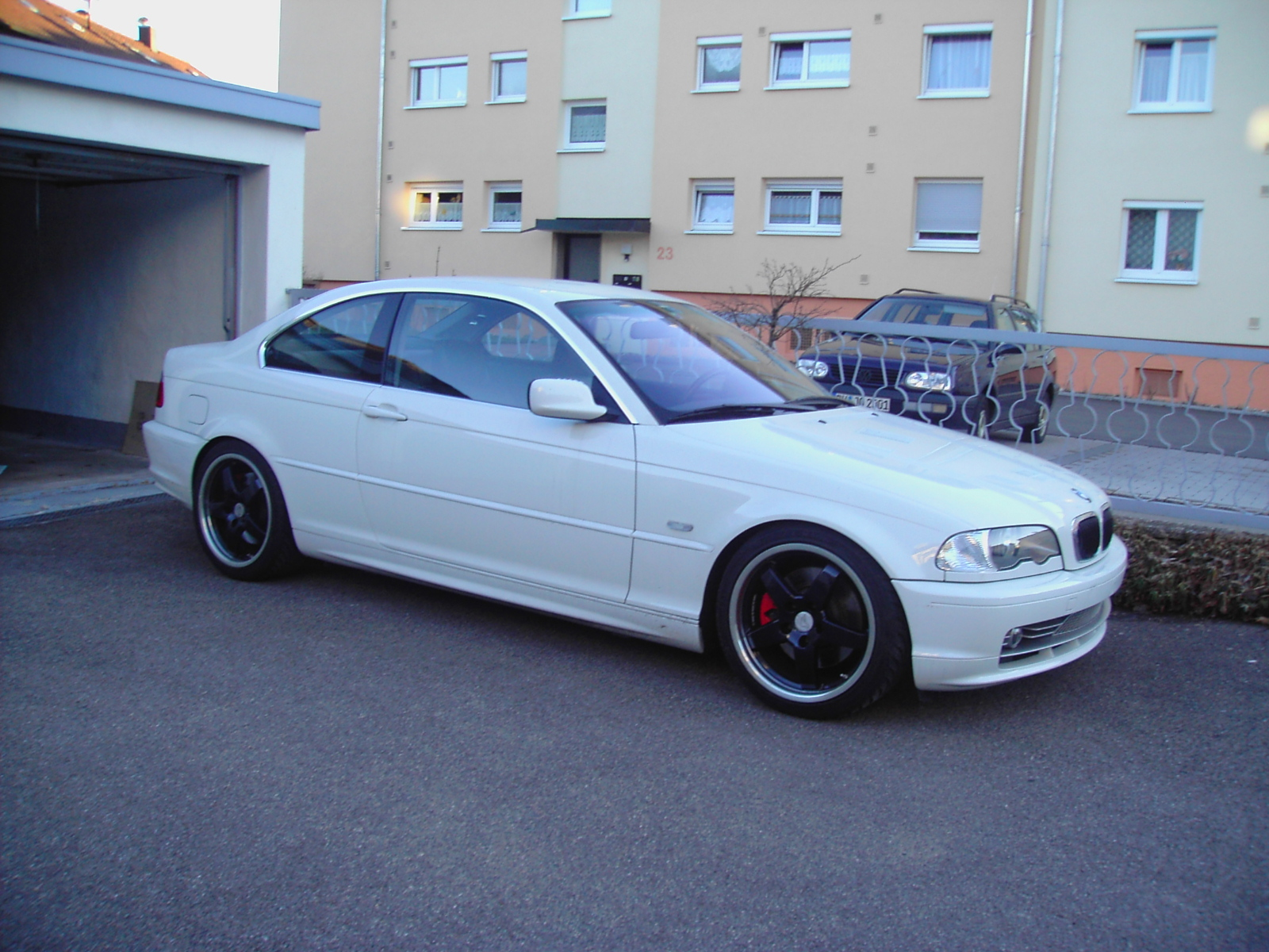 Bmw 3 Series 2002 Review Amazing Pictures And Images Look At The Car