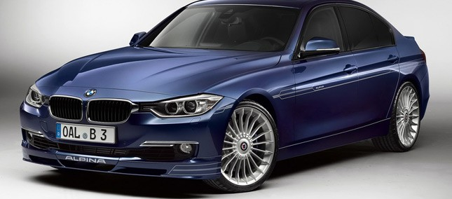 BMW 3 series Alpina Photo - 1