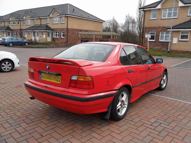 Bmw 316i 1991  Review  Amazing Pictures And Images  U2013 Look