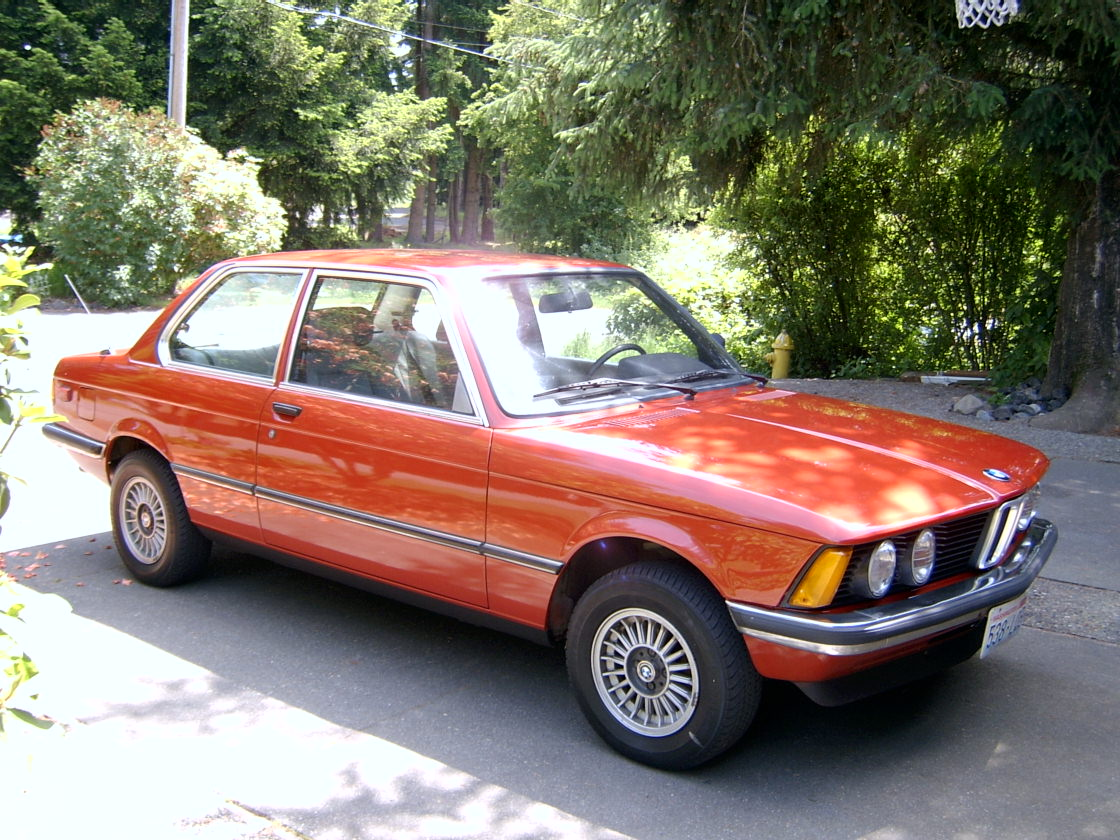 Bmw 318 1980 Review Amazing Pictures And Images Look At The Car