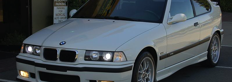 BMW 318Ti 1997 Photo - 1
