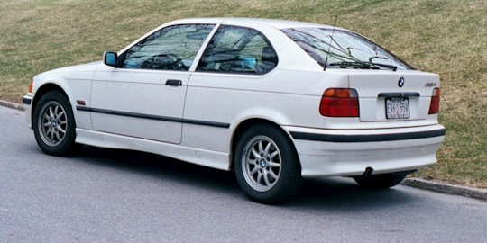 BMW 318Ti 1998 Photo - 1