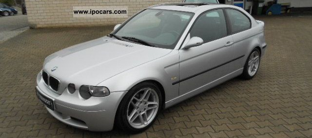 BMW 318Ti 2002 Photo - 1