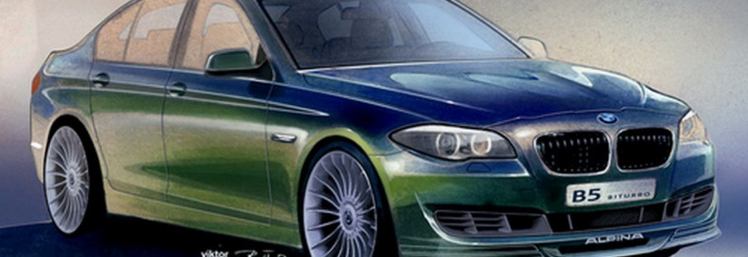 BMW 320d Alpina Photo - 1