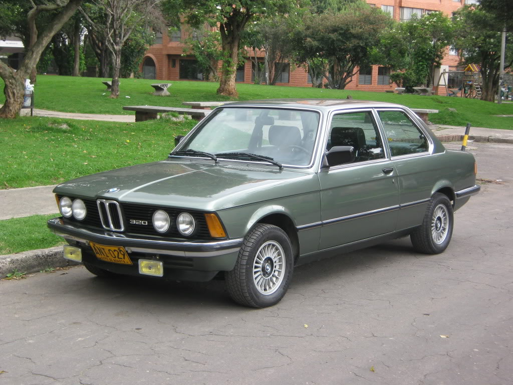 Bmw 323i 1982 Review Amazing Pictures And Images Look