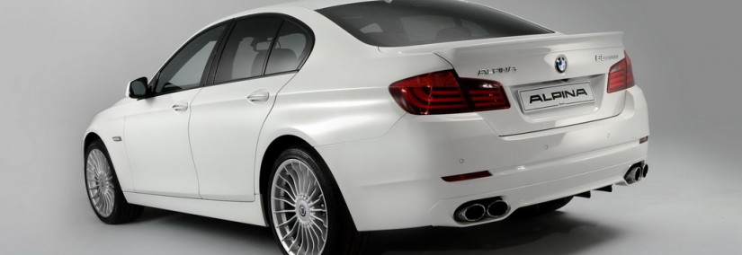 BMW 5 series Alpina Photo - 1