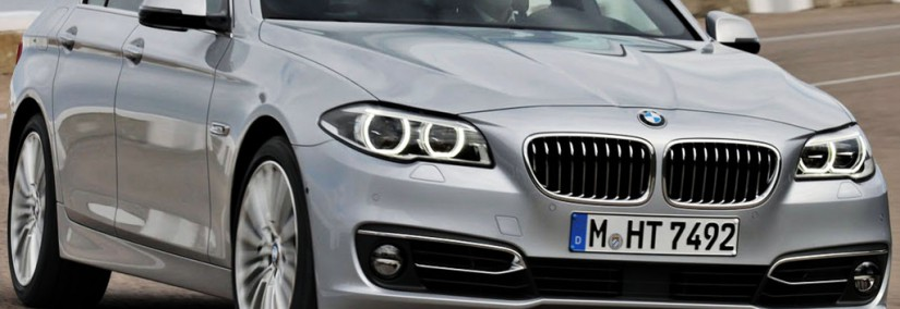 BMW 528Xi 2015 Photo - 1