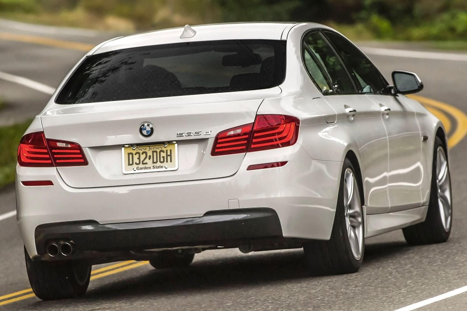 Bmw 528i 2015 Review Amazing Pictures And Images Look