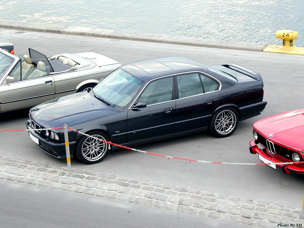 Bmw 530i 1988 Review Amazing Pictures And Images Look