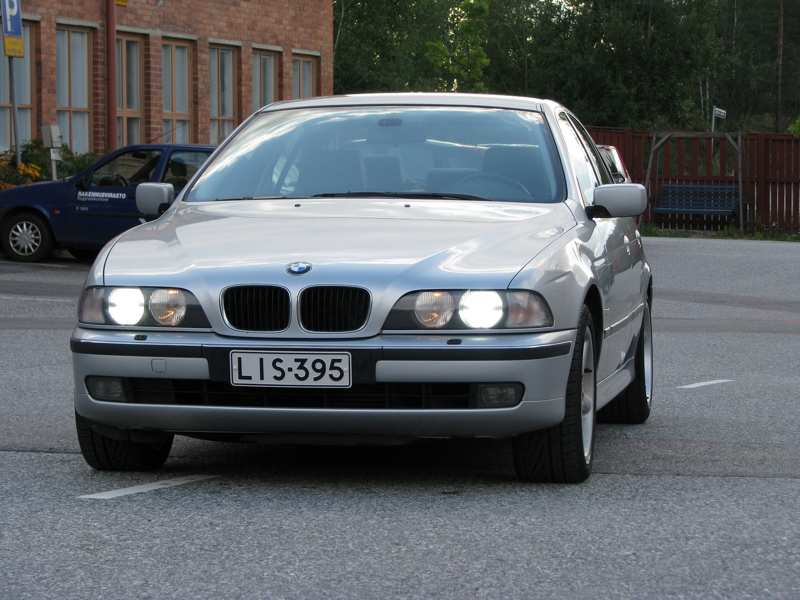 Bmw 530i 2000  Review  Amazing Pictures And Images  U2013 Look