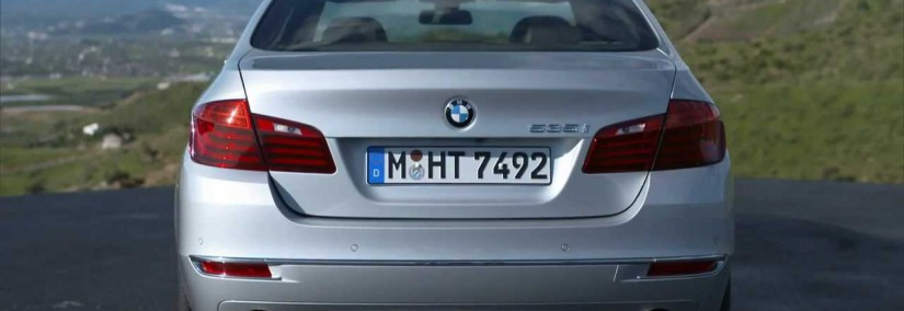 BMW 535Xi 2014 Photo - 1