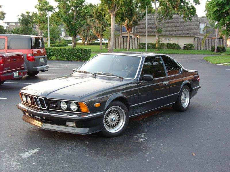 BMW 635CSi 1985 Review Amazing Pictures and Images