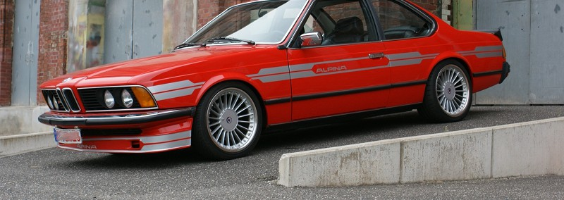 BMW 635csi Alpina Photo - 1